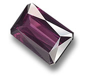 Scissor-Cut Gemstone