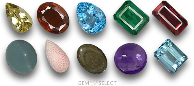 Buy October Birthstones, Zodiac, and Planetary Stones