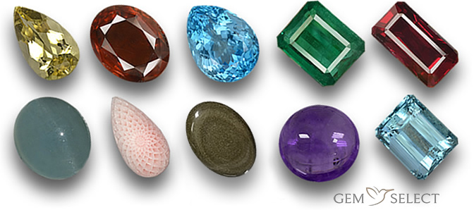 Scorpio Gemstones from GemSelect - Large Image