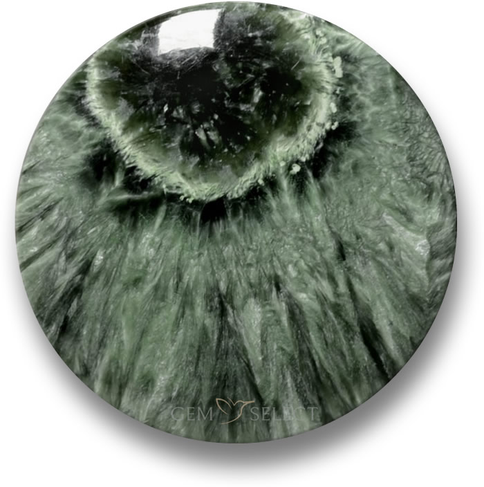 Seraphinite Gemstones from GemSelect - Large Image