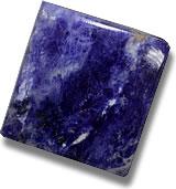 Violet Blue Sodalite Cabochon