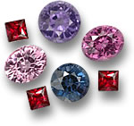 Spinel Gemstone Group