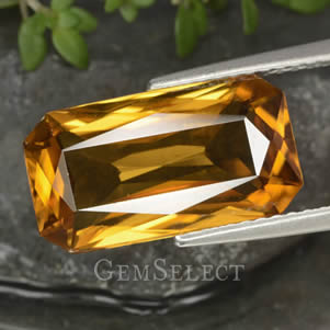 Natural Zircon from Tanzania