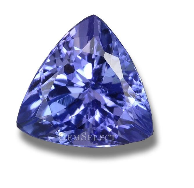 Colour Tanzanite: Tanzanite Gemstone & Jewelry Information; Violet Blue