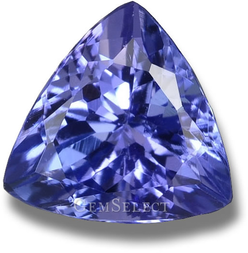 Pierres gemmes de tanzanite sur GemSelect - Grande image