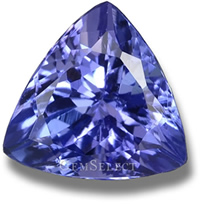 Tanzanite from GemSelect - Small Image