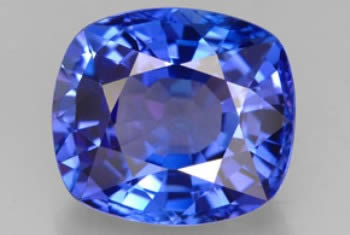 Tanzanite gemstones from GemSelect