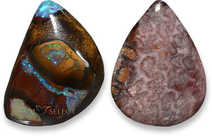 Multicolor Gemstones from GemSelect