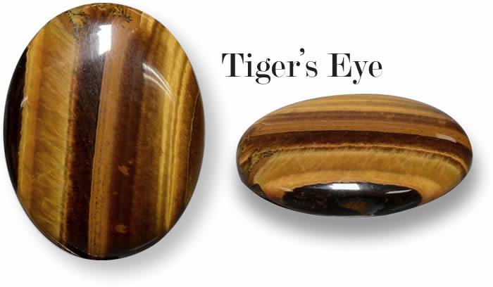 Buy Tiger's Eye Gemstones from GemSelect - Large Image