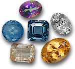 Topaz Group of Gemstones