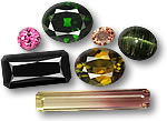 The Tourmaline Group of Gemstones