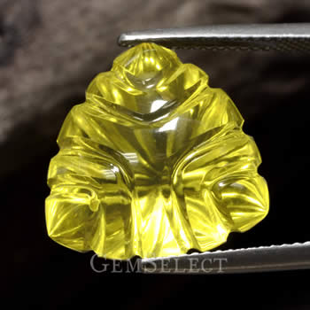 Yellow Lemon Quartz