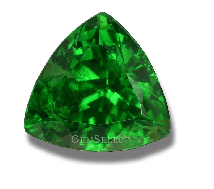 tsavorite garnet gemstone jewelry information green