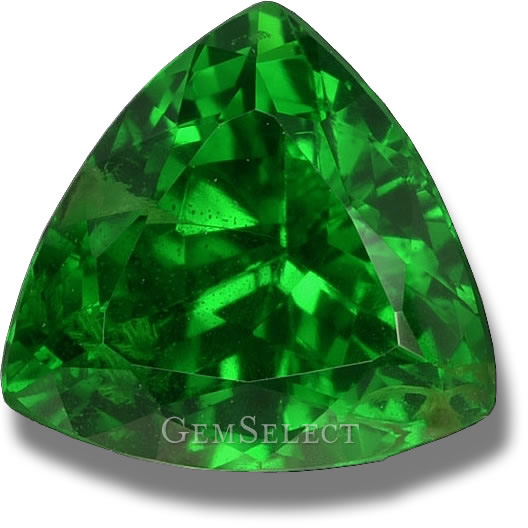 Tsavorite Gemstones from GemSelect - Large Image
