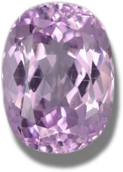 Faceted Kunzite for Jewelry
