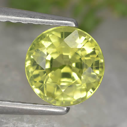 Bright and Vivid Chrysoberyl