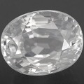 White Zircon Gemstones