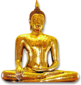 The World's Largest Solid Gold Buddha Statue
