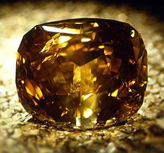 545.67 Carat Golden Jubilee Diamond