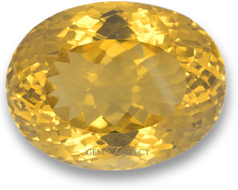 Citrine Gemstones from GemSelect - Large Image