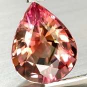 2.82ct VVS Watermelon Tourmaline