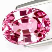 3.77ct VVS-VS Spinel from Tanzania
