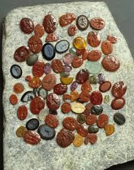 Carnelian Found in Bath, UK