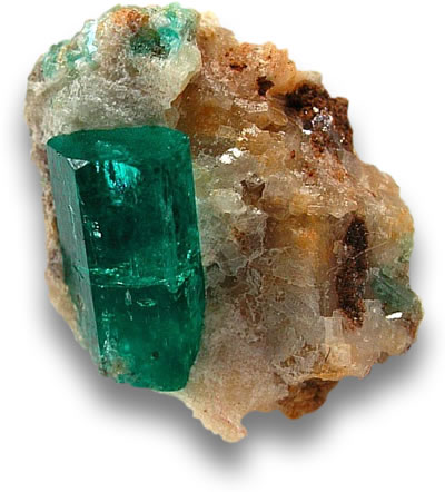 Afghanistan Emerald Fine Green Emerald Gemstone Featured Rubellite