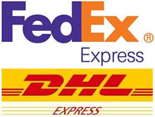 FedEx and DHL Express Shipping