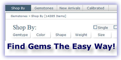 Find Gems the Easy Way