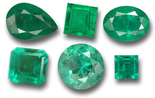 Fine Emeralds from GemSelect