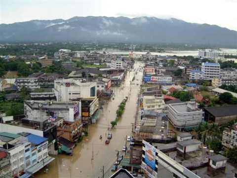 Chanthaburi Flood