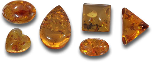 Baltic Amber from GemSelect