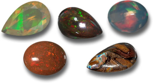 GemSelect - Opal Selection