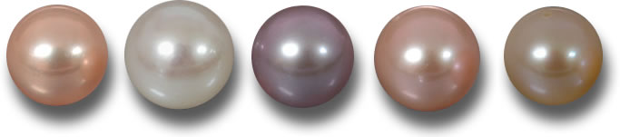 GemSelect Natural Pearl Selection