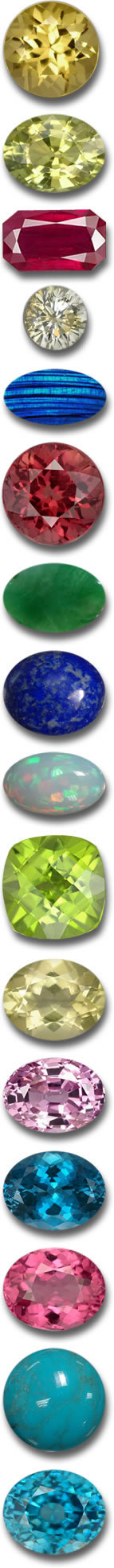 Gemstone Groups