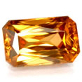 Top Grade Natural Golden Zircon