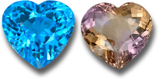 Heart Shaped Gems