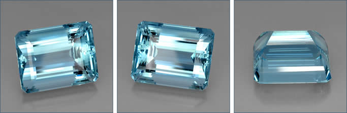 Huge Natural Aquamarine