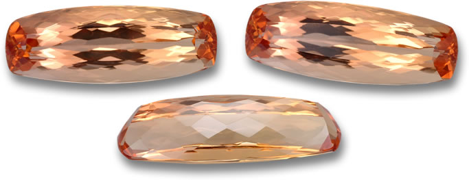 7.13ct Natural Imperial Topaz