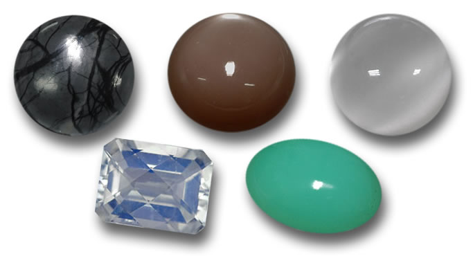 Indian Gemstones from GemSelect