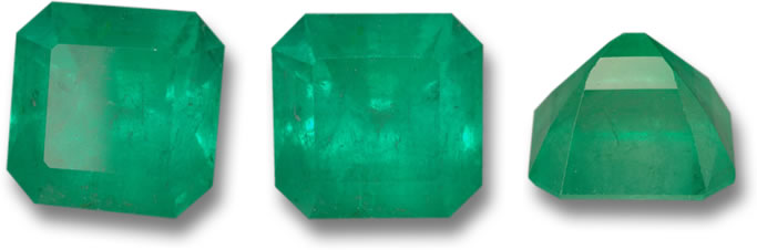 Large Emerald from Colombia