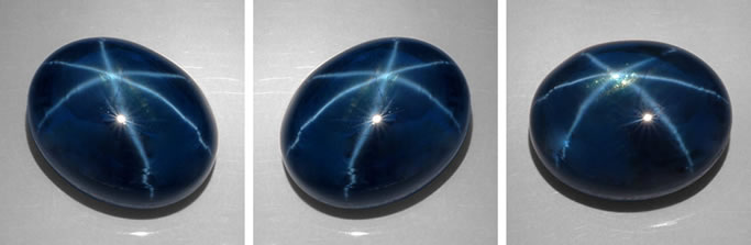 Large Star Sapphire from Thailand