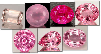 pink gemstone kunzite morganite and tourmaline featured