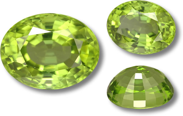 Big Clean Peridot from Burma