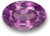 Purple Sapphire from GemSelect.com