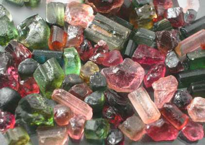 Tourmaline History Sources And Origin Featured Gemstone