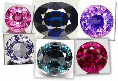 Unheated Natural Sapphires
