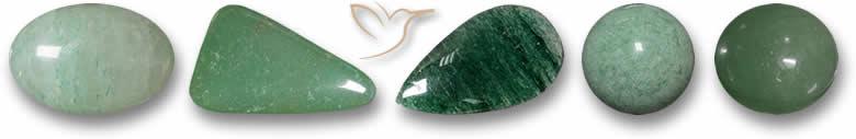 Pedras Aventurina