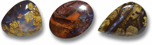 Boulder Opal at GemSelect